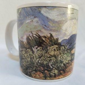 Van Gogh Design Sakura A Musuem Masters Coffee Mug